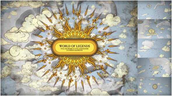 World Of Legend Map Cinema Titles Games Of Throne Fairy Tale
