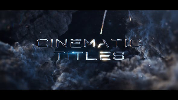Cinematic Trailer Titles - VideoHive product image