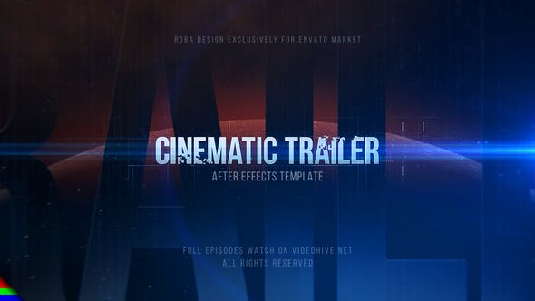 After Effects Templates Projects From Videohive
