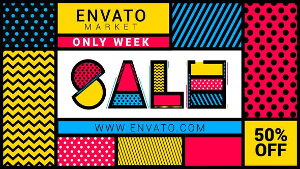 Fresh Sale 2 - VideoHive product image