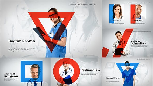 Doctor - Medic Promo - VideoHive product image