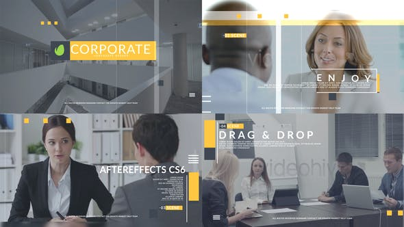 Modern Corporate - VideoHive product image
