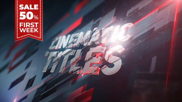 3D Plates Titles - VideoHive product image
